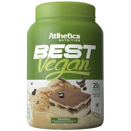 Best Vegan - Atlhetica Nutrition