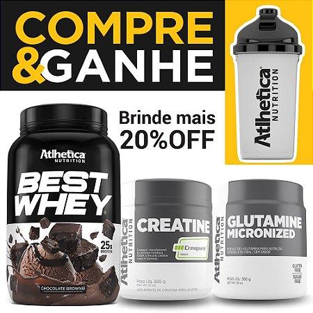 Combo massa magra - Atlhetica Nutrition