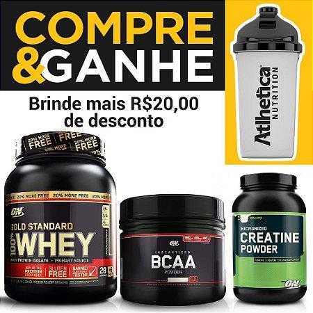 Combo  gold standard - Optimum Nutrition
