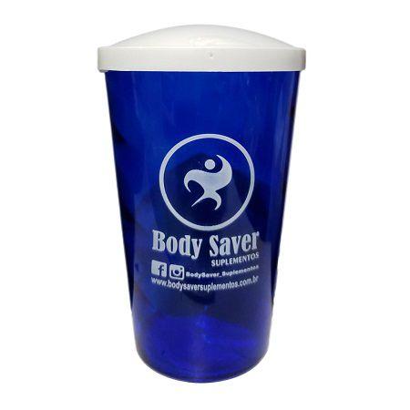 Copo Shaker BodySaver Suplementos