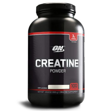 Creatina Micronized Powder - Black Line- Optimum Nutrition