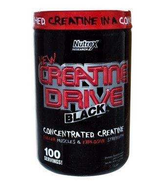 Creatine Drive Black – Nutrex
