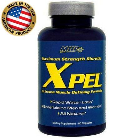 Xpel (80 caps) - MHP