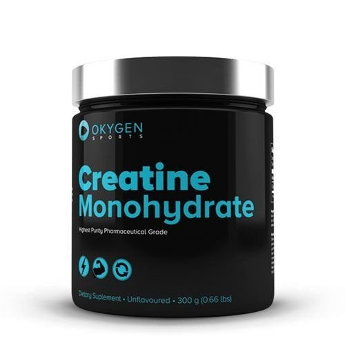 Creatine Monohydrate (300g) - Okygen Sports
