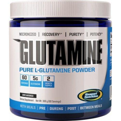 Glutamine (300g) - Gaspari Nutrition