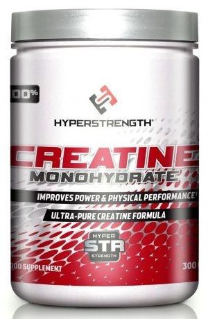Creatine Monohydrate (300g) - HyperStrength