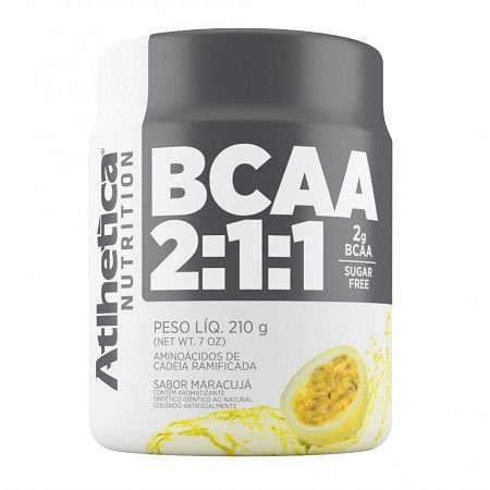 Bcaa 2:1:1 - Pro Series - Atlhetica Nutrition