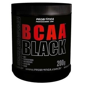 BCAA Black - (200g) - Probiótica