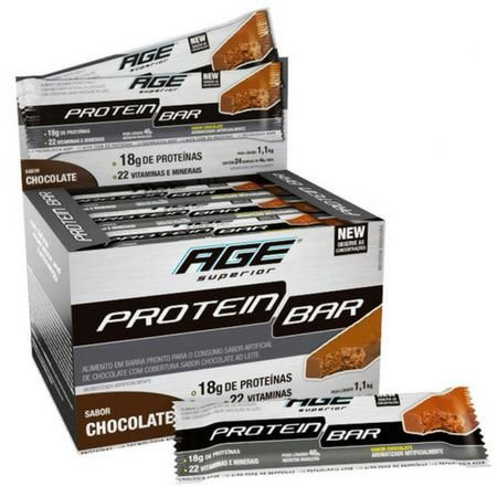 Protein Bar (46g) - Nutrilatina AGE
