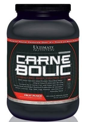 Carne Bolic - 870g (1,92lbs) - Ultimate Nutrition