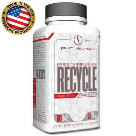 Recycle (100caps) - Purus Labs
