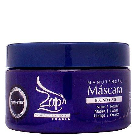 Zap Blond Care Mascara Matizadora 250gramas