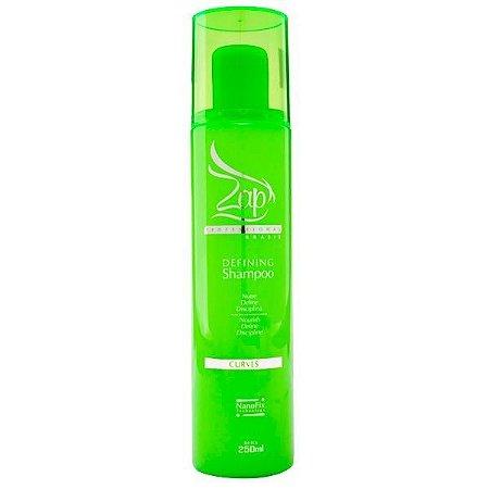 Zap Curves Shampoo para definição de cachos 250ml