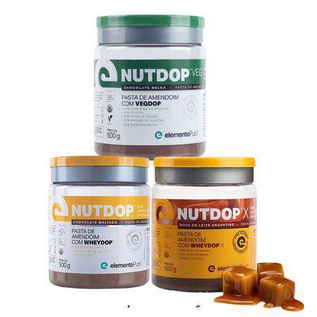 NUTDOP 500G - ELEMENTO PURO