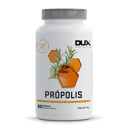 PRÓPOLIS COM ALHO 60 CÁPSULAS - DUX