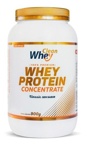 CLEAN WHEY CONCENTRATE