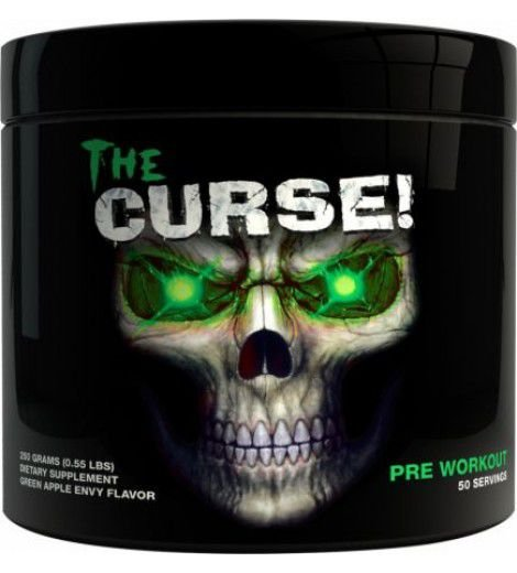 THE CURSE - 50 DOSES - COBRA LABS