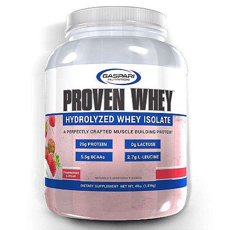 PROVEN WHEY - GASPARI NUTRITION