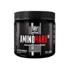 AMINO HARD 200G - INTEGRALMEDICA