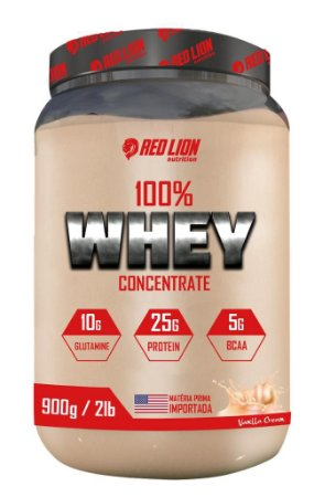 100% WHEY CONCENTRATE - RED LION