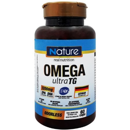 OMEGA 3 ULTRA TG 1200MG - NATURE