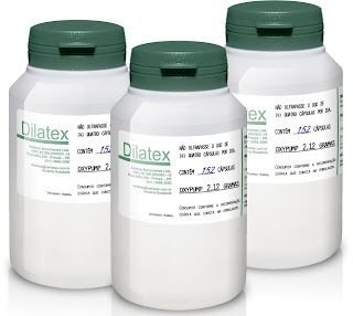 DILATEX - 152 CÁPSULAS - POWER SUPPLEMENTS