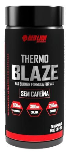 THERMO BLAZE - RED LION