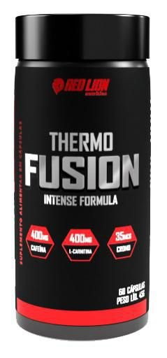 THERMO FUSION 60 CÁPSULAS - RED LION