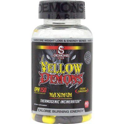 YELLOW DEMONS - DEMONS LAB