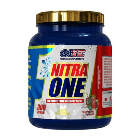 NITRA ONE RED FRUIT 300G - ONE PHARMA SUPPLEMENTS