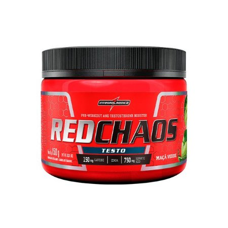 RED CHAOS TESTO 150G - INTEGRALMEDICA