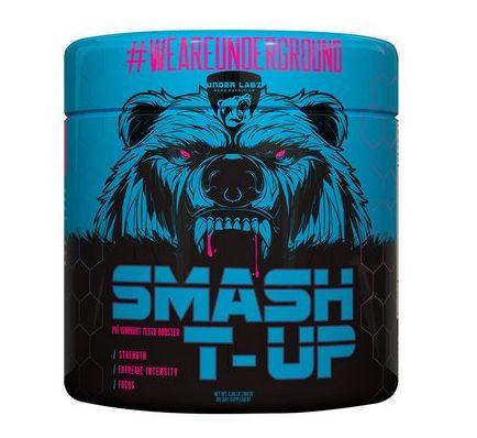 SMASH T-UP - UNDER LABZ