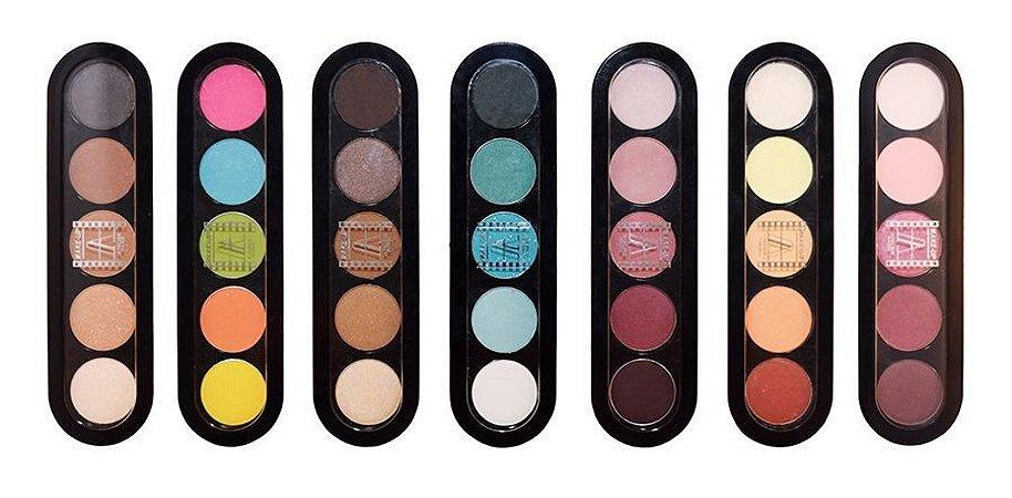 Paleta de Sombra Atelier Paris - 05 cores