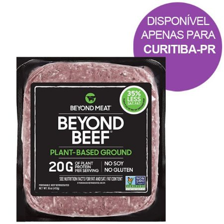 Carne Moída Plant-Based Beyond Beef 454g