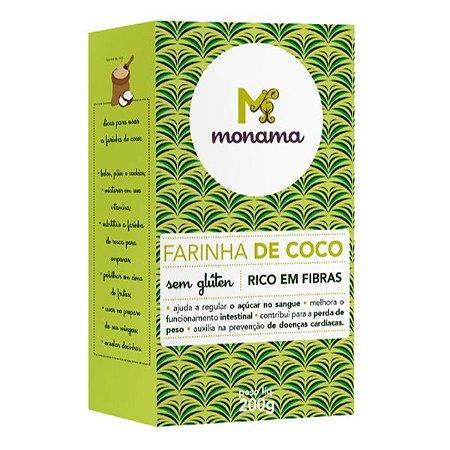 Farinha de Coco Monama 200g