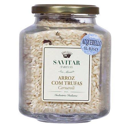 Arroz Carnaroli com Trufas Savitar 450g