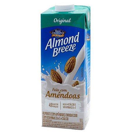 Leite de Amêndoas Original Almond Breeze 1L