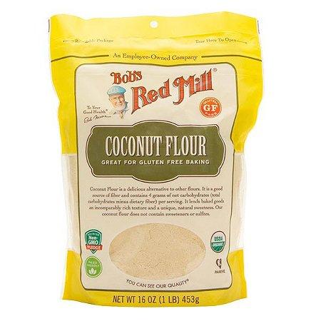 Farinha de Coco Sem Glúten Bob's Red Mill 453g