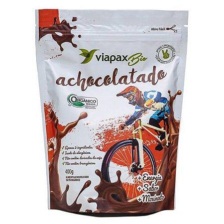 Achocolatado em Pó Orgânico Viapax 400g