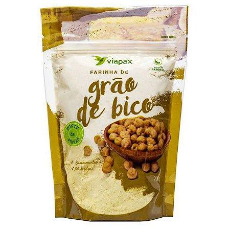 Farinha de Grão de Bico Viapax 200g