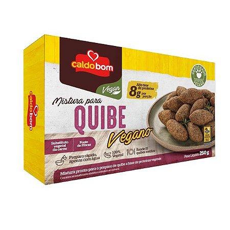 Mix Preparo de Quibe Vegano Caldo Bom 250g
