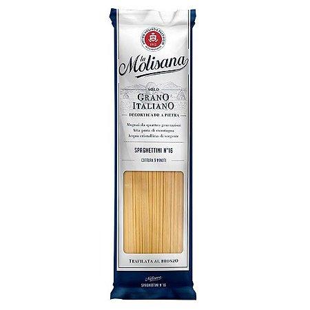 Massa Spaghettini La Molisana 500g