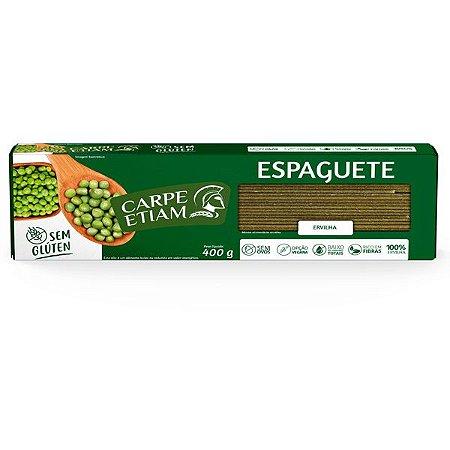 Massa Espaguete de Ervilha Carpe Etiam 400g