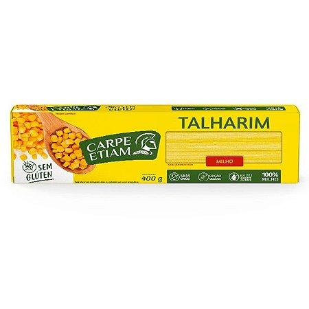 Massa Talharim de Milho Carpe Etiam 400g
