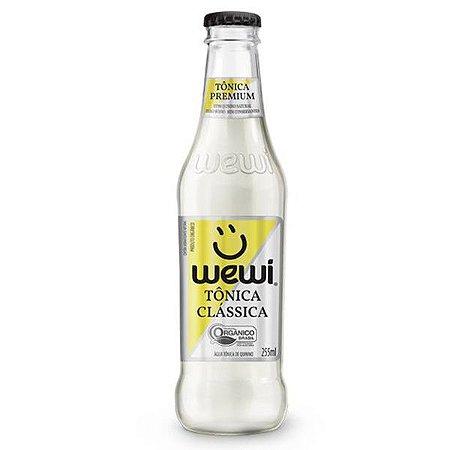 Água Tônica Clássica Orgânica Wewi 255ml