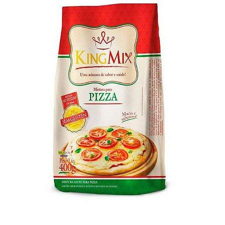 Mistura para Pizza Sem Glúten