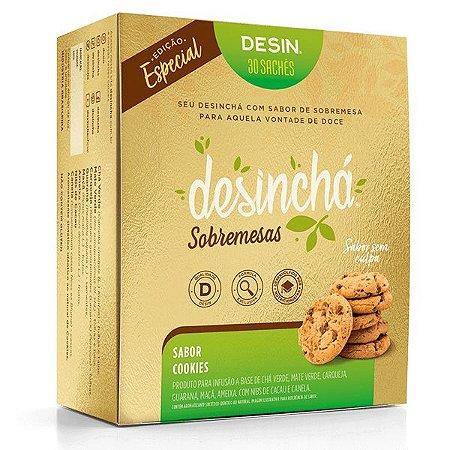 Desinchá Sobremesas Cookies Caixa 30 sachês
