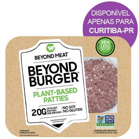 Hambúrguer Plant-Based Beyond Burger 226g
