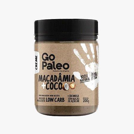 Creme Paleo Macadâmia + Coco Go Paleo
