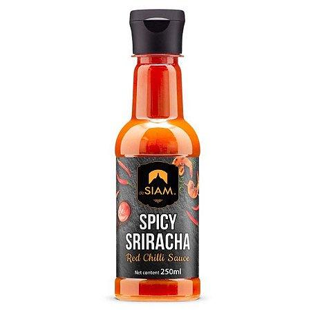 Molho de Pimenta Sriracha de Siam 250ml